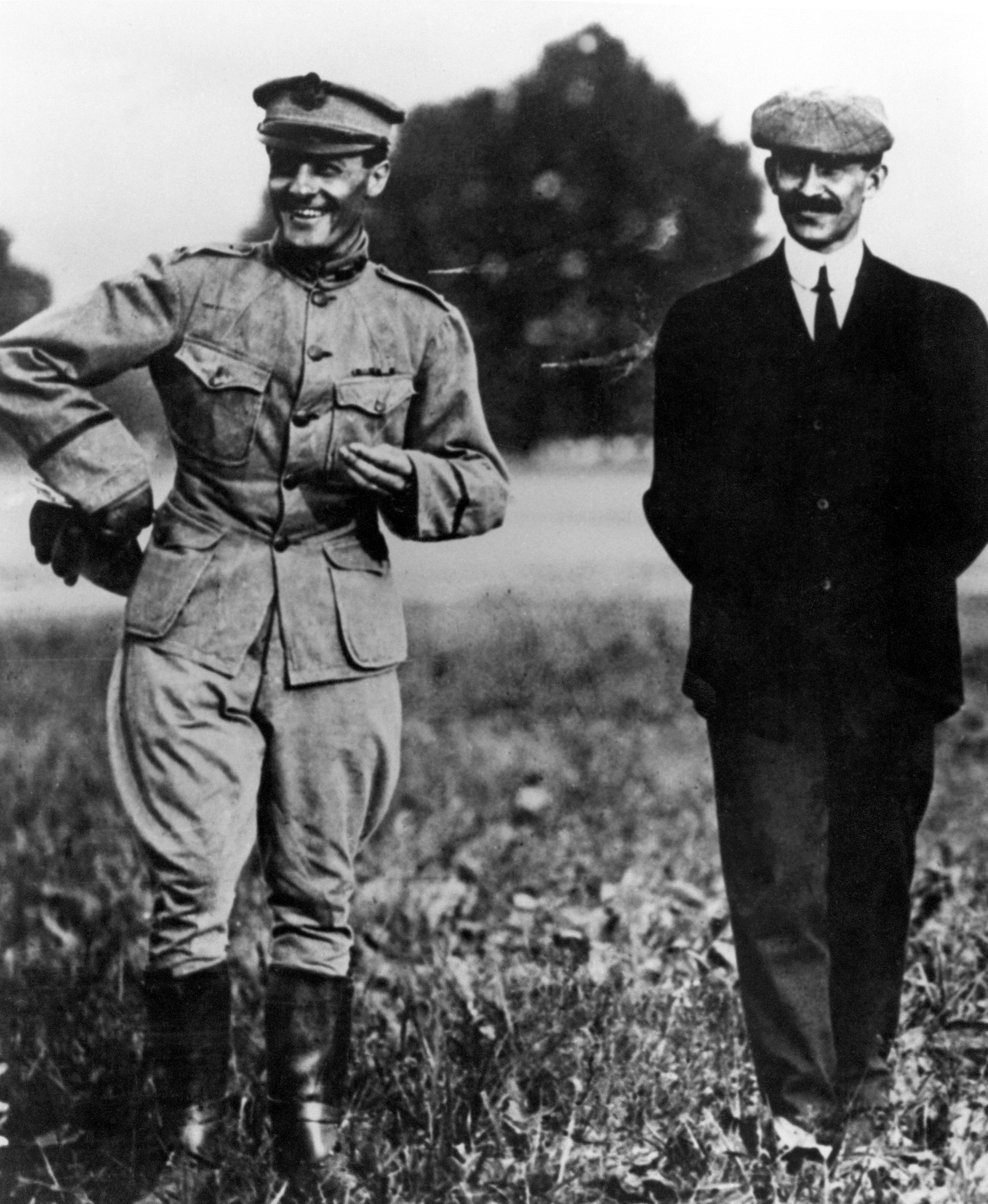 Army Pilot and Wright Brother