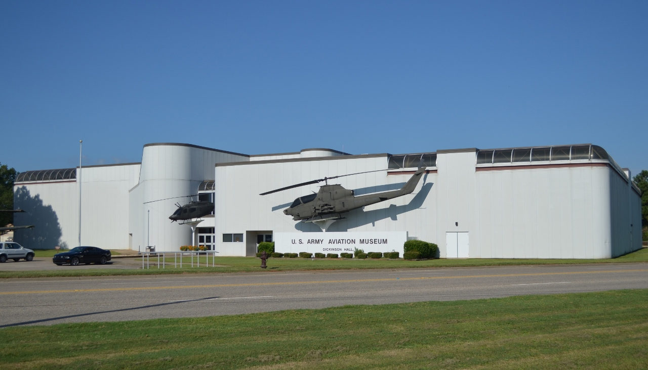 The Museum – United States Army Aviation Museum
