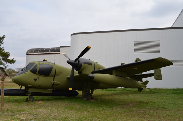 Fixed Wing – United States Army Aviation Museum