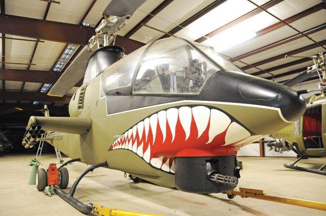 Vietnam-era AH-1 Cobra ushered in modern attack fleet